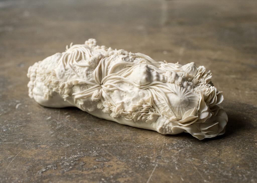 modeling porcelain nature underwater  Anne-Sophie Guerinaud Carouge